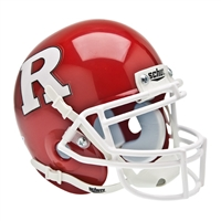 Rutgers Scarlet Knights NCAA Authentic Mini 1/4 Size Helmet
