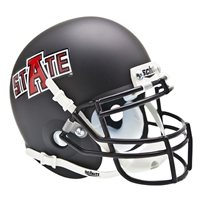 Arkansas State Red Wolves NCAA Authentic Mini 1/4 Size Helmet
