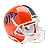 UTEP Miners NCAA Authentic Mini 1/4 Size Helmet