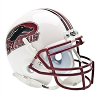 Southern Illinois Salukis NCAA Authentic Mini 1/4 Size Helmet