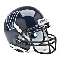Villanova Wildcats NCAA Authentic Mini 1/4 Size Helmet