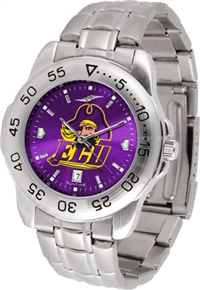 East Carolina Pirates Sport Steel Watch - AnoChrome Dial