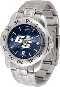 Georgia Southern Eagles Sport Steel Watch - AnoChrome Dial