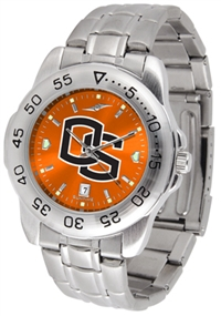 Oregon State Beavers Sport Steel Watch - AnoChrome Dial