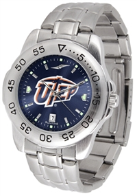 UTEP Miners Sport Steel Watch - AnoChrome Dial