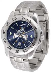 Utah State Aggies Sport Steel Watch - AnoChrome Dial