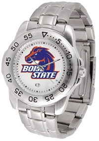 Boise State Broncos Sport Steel Watch