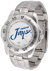 Creighton Blue Jays Sport Steel Watch