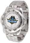 East Tennessee State (ETSU) Buccaneers Sport Steel Watch