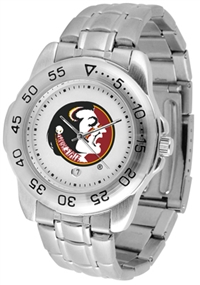 Florida State Seminoles Sport Steel Watch