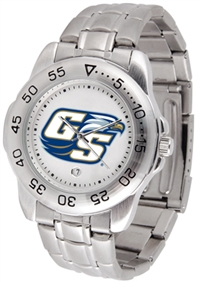 Georgia Southern Eagles Sport Steel Watch