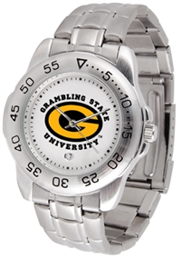 Grambling State University Sport Steel Watch
