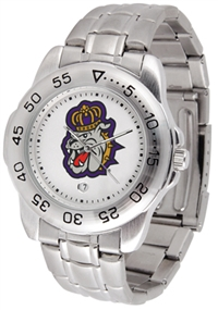James Madison Dukes Sport Steel Watch