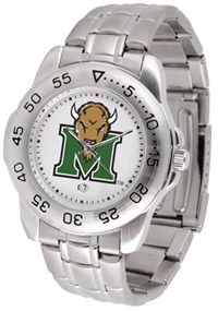 Marshall Thundering Herd Sport Steel Watch