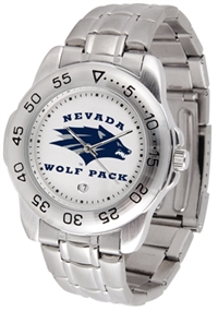 Nevada Wolfpack Sport Steel Watch