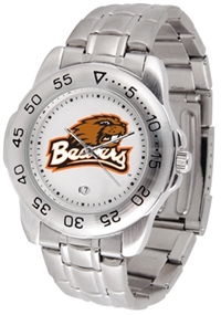 Oregon State Beavers Sport Steel Watch