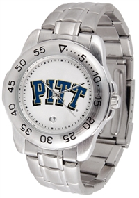 Pittsburgh Panthers Sport Steel Watch