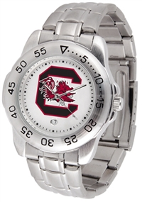South Carolina Gamecocks Sport Steel Watch