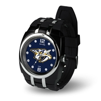 Nashville Predators NHL Crusher Series Mens Watch