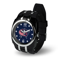 Columbus Blue Jackets NHL Crusher Series Mens Watch