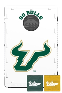 University of South Florida Bulls Bag Toss Game by Baggo