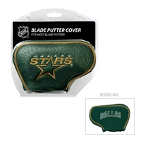 Dallas Stars NHL Putter Cover - Blade