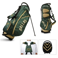 Dallas Stars NHL Stand Bag - 14 way (Fairway)