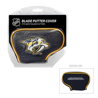 Nashville Predators NHL Putter Cover - Blade