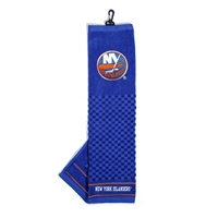 New York Islanders NHL Embroidered Tri-Fold Towel