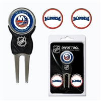 New York Islanders NHL Divot Tool Pack w/Signature Tool