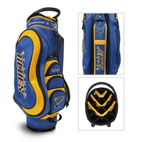 St. Louis Blues NHL Cart Bag - 14 way Medalist