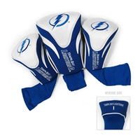 Tampa Bay Lightning NHL 3 Pack Contour Fit Headcover
