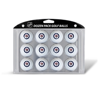 Winnipeg Jets NHL Dozen Ball Pack