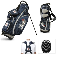 Winnipeg Jets NHL Stand Bag - 14 way (Fairway)