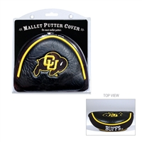 Colorado Golden Buffaloes NCAA Putter Cover - Mallet