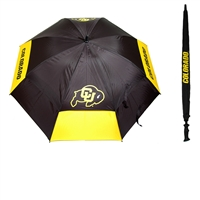 Colorado Golden Buffaloes NCAA 62 inch Double Canopy Umbrella