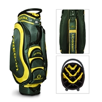 Oregon Ducks NCAA Cart Bag - 14 way Medalist