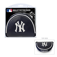 New York Yankees MLB Mallet Putter Cover