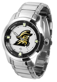 Appalachian State Mountaineers Titan Watch - Stainless Steel Band