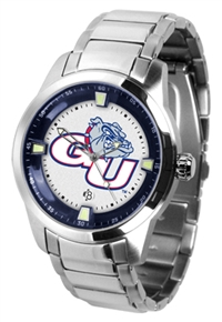 Gonzaga Bulldogs Titan Watch - Stainless Steel Band