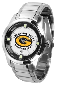 Grambling Tigers Titan Watch - Stainless Steel Band