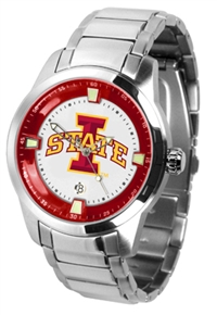 Iowa State Cyclones Titan Watch - Stainless Steel Band
