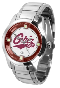 Montana Grizzlies Titan Watch - Stainless Steel Band