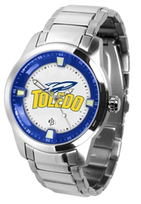 Toledo Rockets Titan Watch - Stainless Steel Band