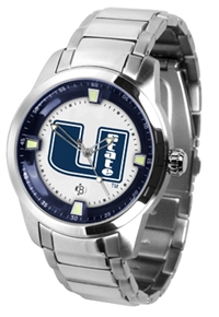 Utah State Aggies Titan Watch - Stainless Steel Band