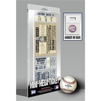 1948 World Series Mini-Mega Ticket - Cleveland Indians