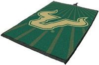 South Florida Bulls Jacquard Golf Towel