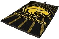 Southern Mississippi Golden Eagles Jacquard Golf Towel