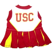 USC Trojans Cheer Leading XS