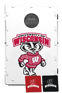 University of Wisconsin Badgers Bag Toss Game by Baggo